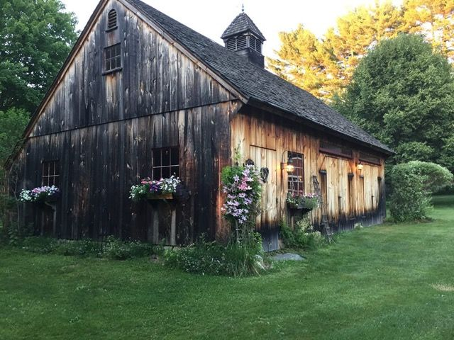 Our 24 39 X 36 39 Post Beam Saltbox Carriage House Www