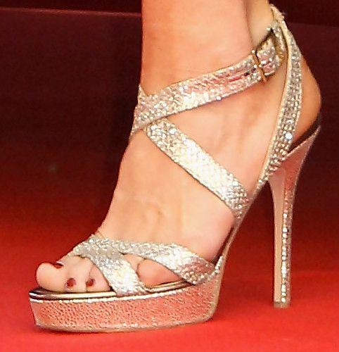 Kate Middleton Strappy Sandals