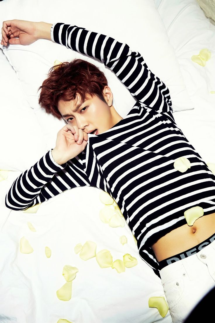 Jun Hyung - Ceci Magazine March Issue '14