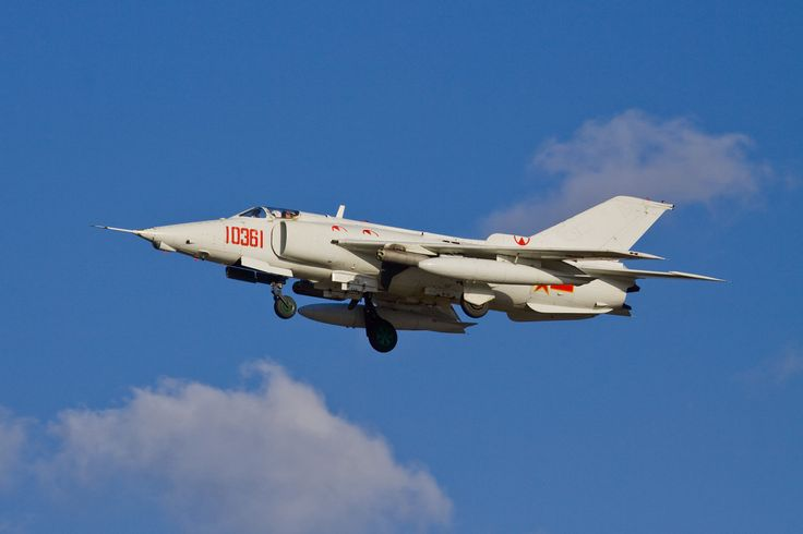 Chinese Q-5/A-5 Fantan Ground Attack Aircraft ~ Chinese Military Review