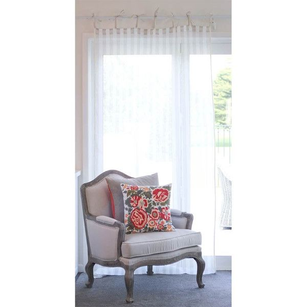Curtain Natural/Ivory Linen (The Importer NZ)