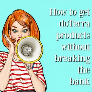Domestic Muse: How To Save On Doterra Products