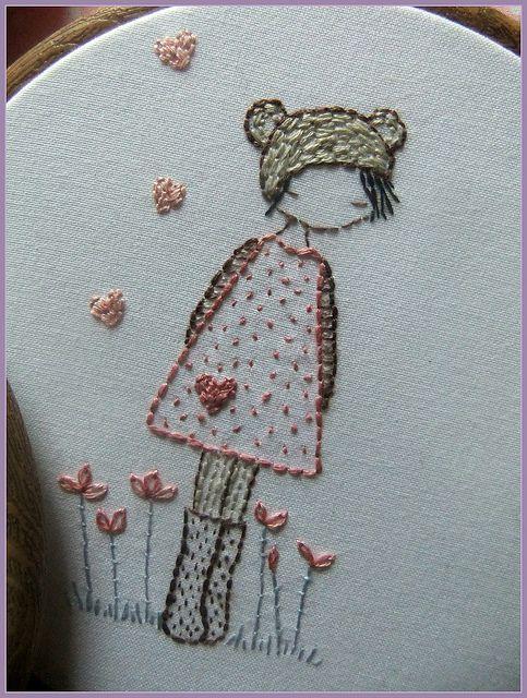 Embroidery ----- lili_popo, via Flickr
