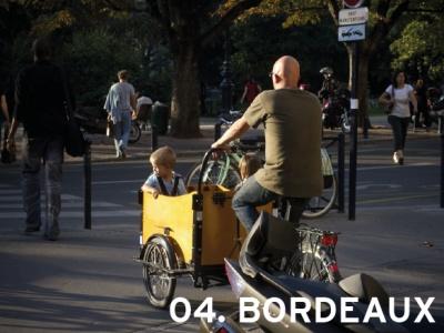 4. Bordeaux, France (tie)