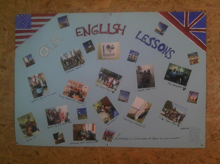 A traditional poster of our innovative lessons: it does not only make my students proud but it also inspires newer ones to achieve such success