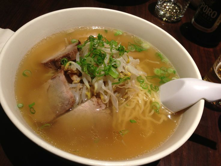 """Menkui Tei in New York, NY """"Not our favorite ramen, but the bowls of noodles are plentiful and cheap."""" via Serious Eats: http://nearme.seriouseats.com/venue/menkui-tei"""