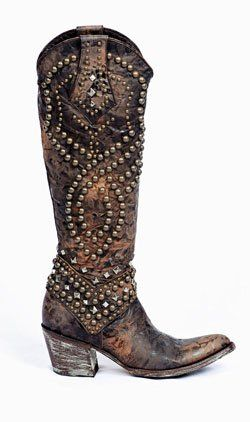 The Right Pair of Boots - Cowboys & Indians - January 2012