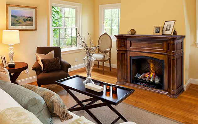 17 Best Ideas About Dimplex Electric Fireplace On