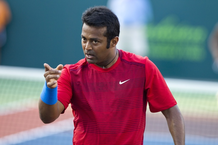 13-time Grand Slam champion Leander Paes returns for his fourth season with the Kastles!  Photo by Fred and Susan Mullane/Camerawork USA
