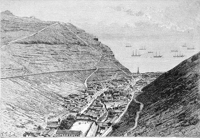 Elisée Reclus, 1892, Jamestown, St. Helena by paulineandjohng2008, via Flickr