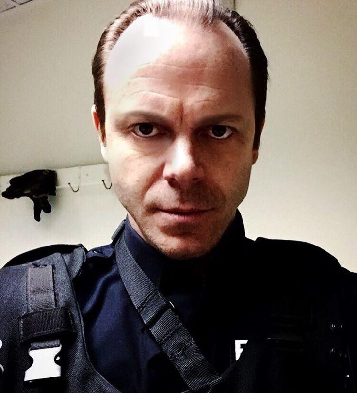 Luke Cage on Netflix PJ Marshall as Mario Green, SWAT team commander