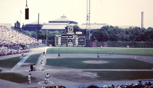 Forbes Field (Pittsburgh) (1961) | classic ballparks and ...