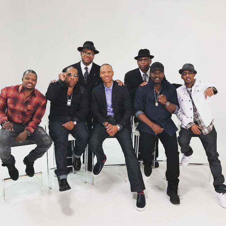 New Edition Discography