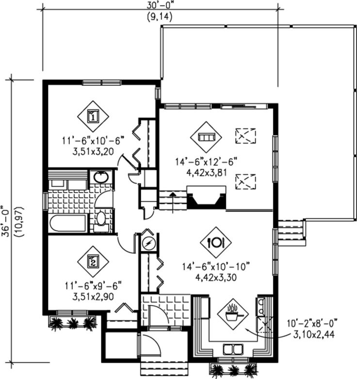 C0ab5c2d8852651b furthermore 392 Sq Ft Escape Cabin also casayburro together with Japan  pact Living furthermore Concrete Tiny House Plans Small Home Floor Plans Small. on prefab micro house plans