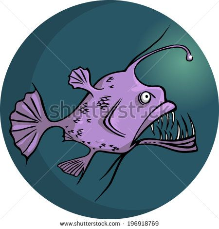 stock-vector-anglerfish-vector-illustration-no-transparencies-196918769.jpg (450×470)