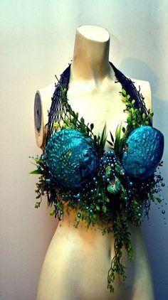 diy siren costume - Google Search
