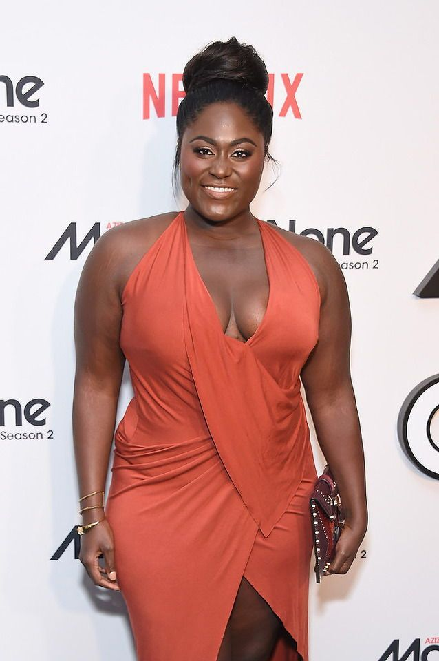 Danielle Brooks attends the Netflix Master Of None S2, Premiere NY Screening 2017 on May 11, 2017 in New York City