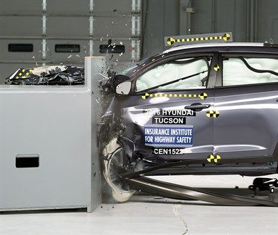 IIHS American Safety Ratings (Car)