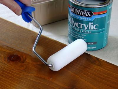 What's The Difference Between Polyurethane, Varnish, Shellac and Lacquer? : Home Improvement : DIY Network
