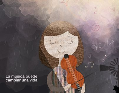 """Check out new work on my @Behance portfolio: """"Afiches Campaña Social"""" http://on.be.net/1dve6UI"""
