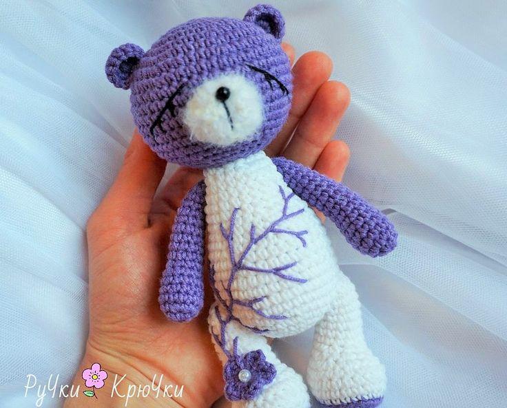 Crochet Bear scheme