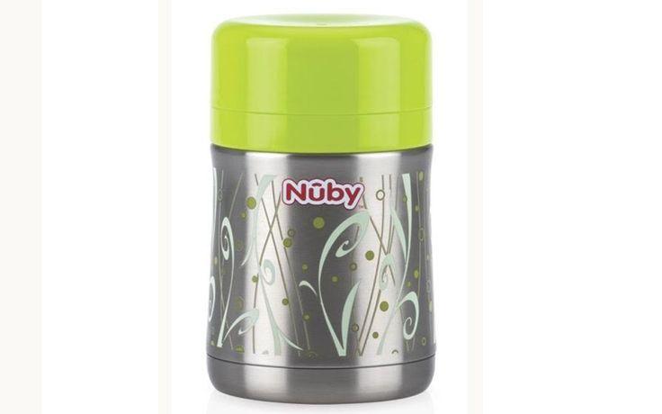 Boite repas isotherme Nûby à tester GRATUITEMENT