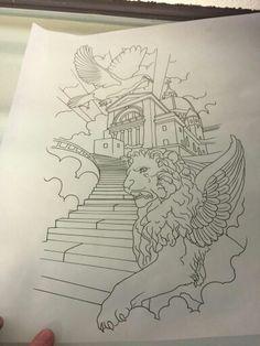 Gates Of Heaven Tattoo Designs 81136 Movieweb