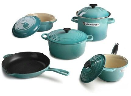 Love cooking with anything Le Creuset!!