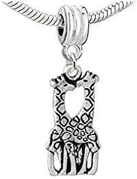 Amazon.com: pandora charm giraffe - Jewelry / Women: Clothing, Shoes & Jewelry