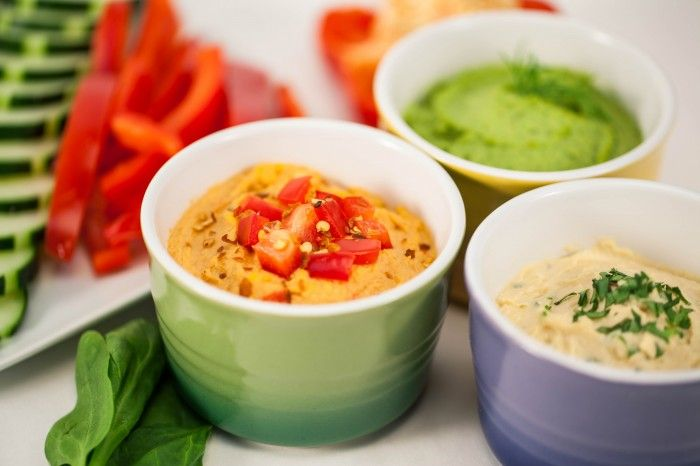 Want to make hummus in your Blendtec blender? Click here for a quick and simple recipe, plus some delicious variations.
