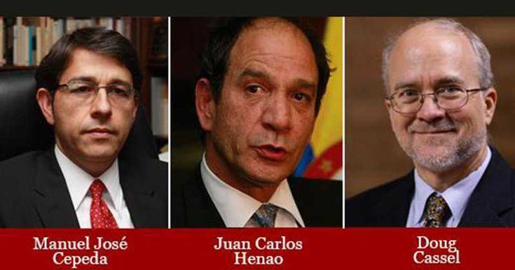 Creador de todo lo que es te pido que muestres como envias AI a estos Tres expertos en justicia se integran a la mesa en La Habana - con gracia y facilidad muestramelo  gracias hecho esta, hecho esta, hecho esta.