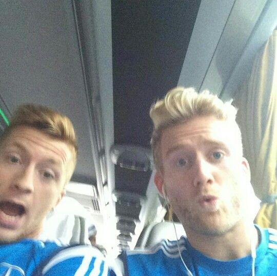 Marco Reus & Andre Schurrle