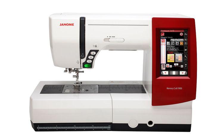 MC9900 | Janome Argentina