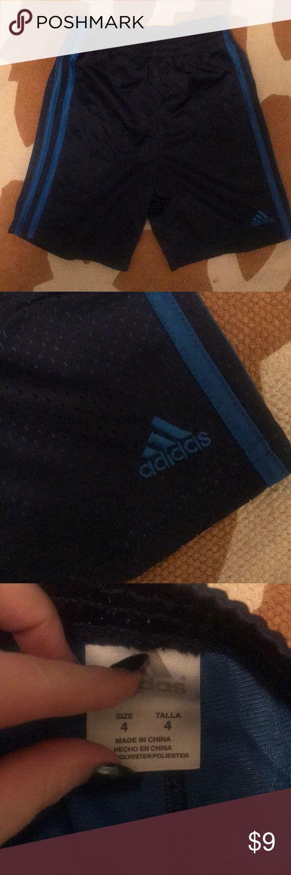 ADIDAS toddler shorts gently used. Smoke and pet free some adidas Bottoms Shorts