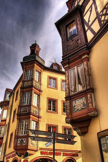 Windows - Koblenz, Germany