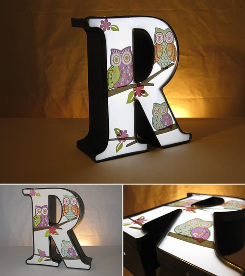 Channel Letter   by RANSOM designs