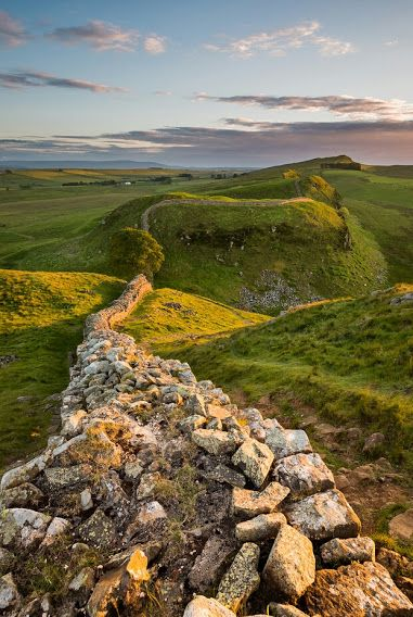 Hadrian's Wall - The most popular tourist attraction in Northern England sungsun Choi - Google+