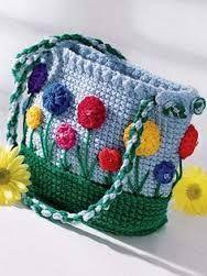 bolsos a crochet juveniles - Buscar con Google