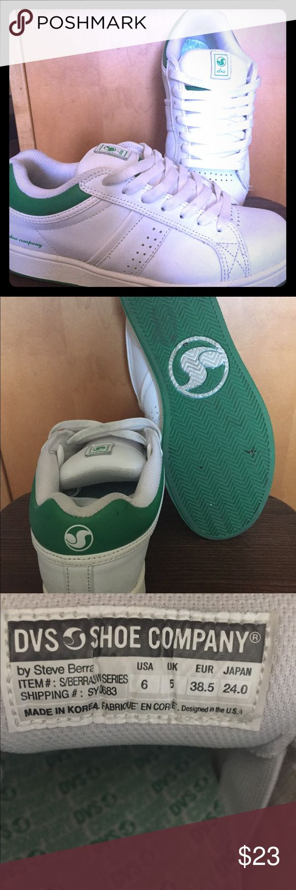 Skate shoes DVS Steve Berra skate shoes.  Only used a handful of times.  Great condition DVS Shoes Sneakers