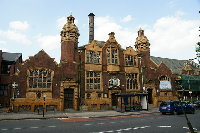 Moseley Road Baths, Sparkbrook, Birmingham, UK #England #Birmingham