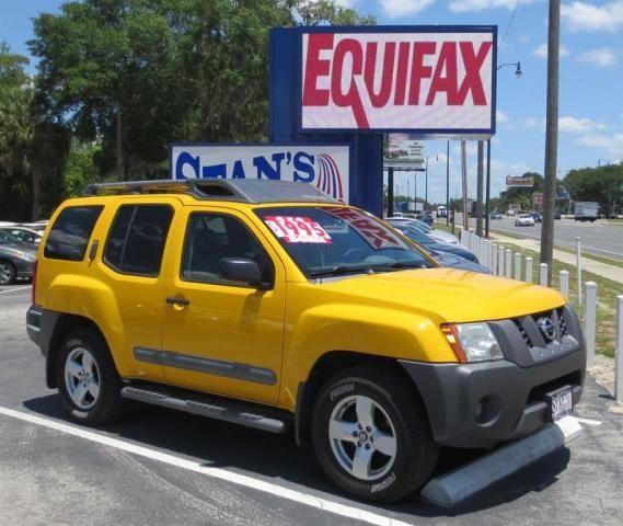 Used 2007 Nissan Xterra SE