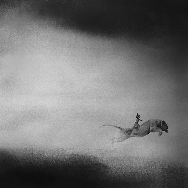 Elicia Edijanto, Paintings. Stark yet absolutely... - SUPERSONIC ART