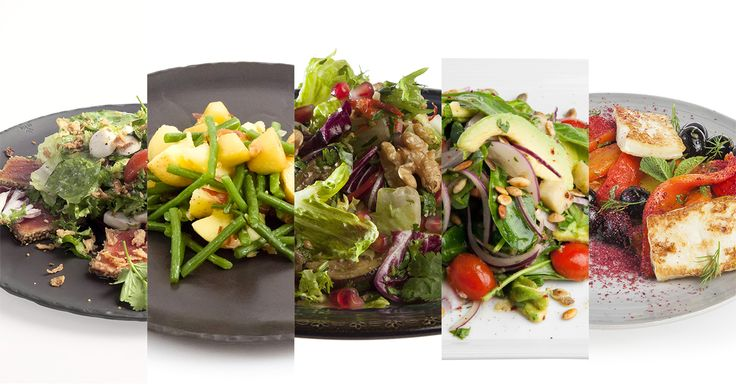 Сезонные рецепты: Летние салаты – «Афиша-Еда»