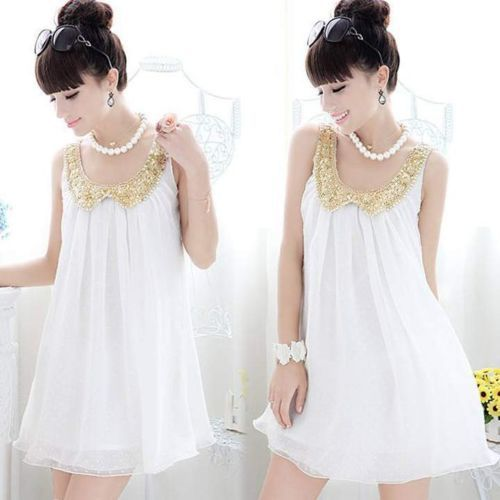 New-Women-Summer-Sexy-Sleeveless-Chiffon-Evening-Party-Cocktail-Short-Mini-Dress