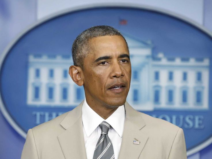 #BusinessInsider .......  OBAMA: 'WE DON'T HAVE A STRATEGY YET' ON ISIS  Read more:   http://www.businessinsider.com/obama-statement-ukraine-russia-iraq-2014-8