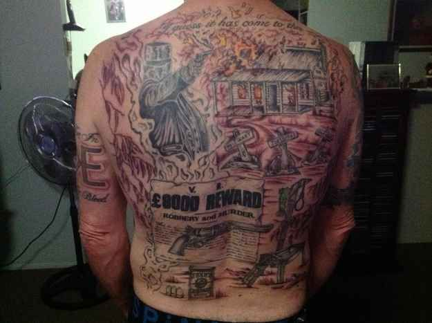56 best images about tattoos on pinterest american soldiers australian tattoo and eureka flag. Black Bedroom Furniture Sets. Home Design Ideas