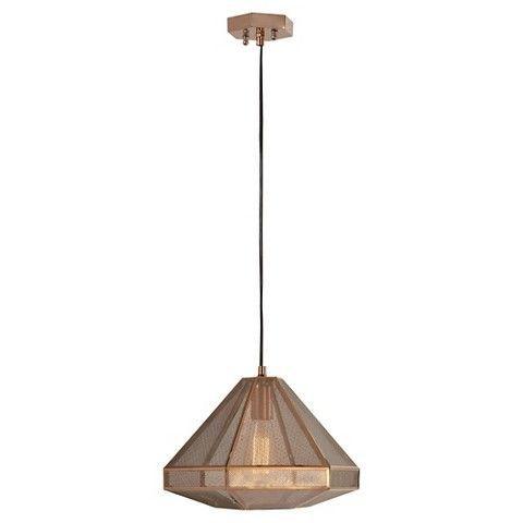 Ren-Wil Exist Ceiling Fixture Light - Brown