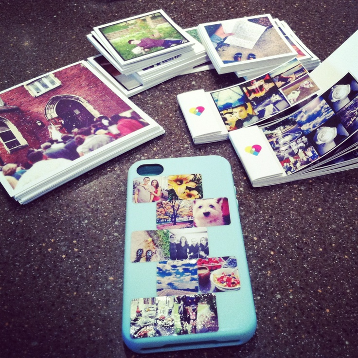 Instagram Prints & stickers :) -- Printstagram