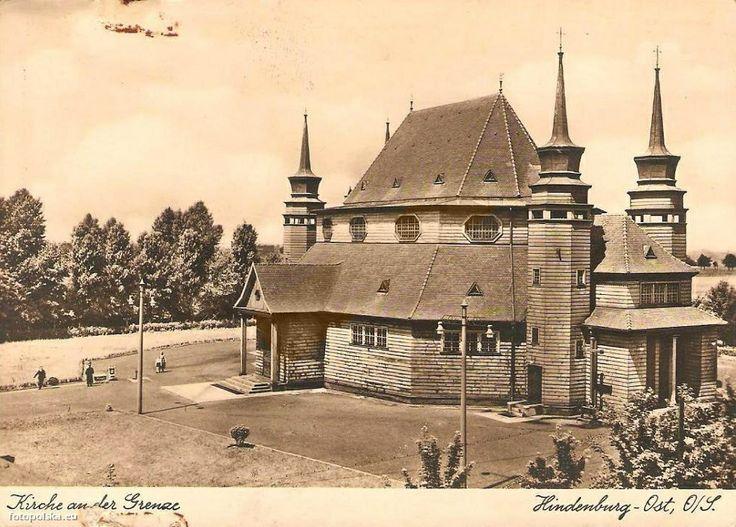 Kosciol sw Jadwigi - st Jadwiga's church