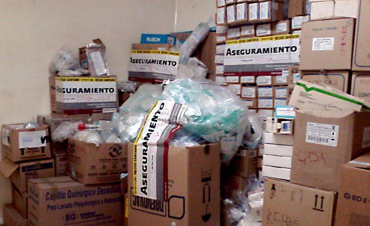 COFEPRIS asegura 398,848 piezas de dispositivos médicos por violaciones a la legislación sanitaria - http://plenilunia.com/novedades-medicas/cofepris-asegura-398848-piezas-de-dispositivos-medicos-por-violaciones-a-la-legislacion-sanitaria/30504/